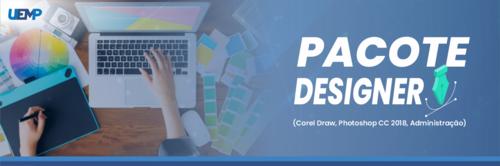 Você gosta de desenhar e sempre quis aprender a fazer artes no computador? Venha ser um Designer!